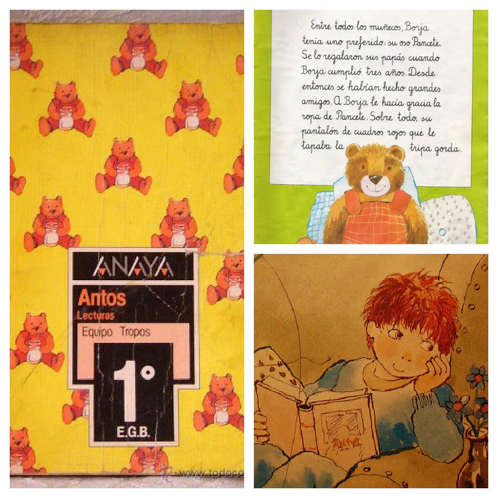 Mi infancia y la de todos: Lectura infantil