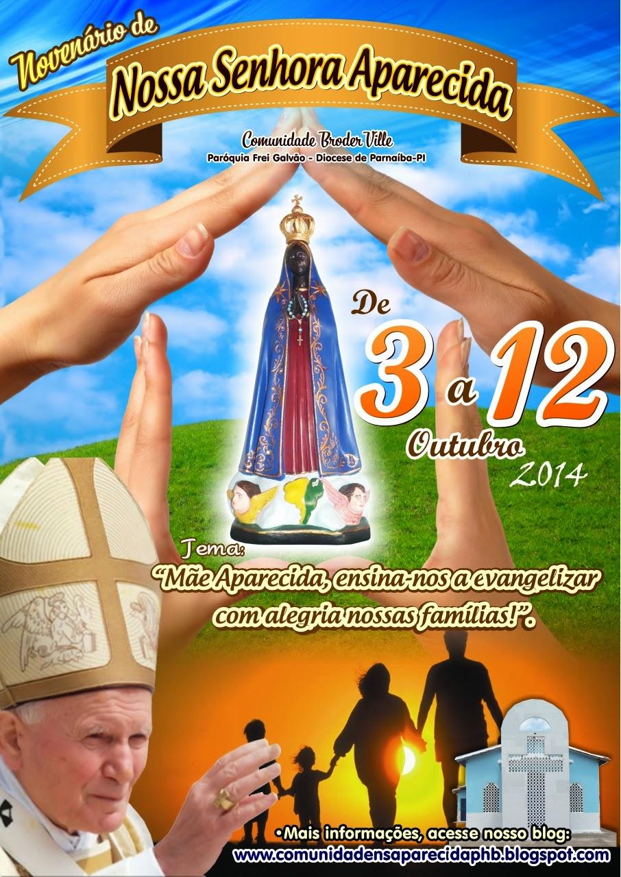 Festa da Padroeira 2014