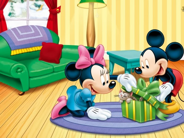 Mickey Mouse fondo de pantalla en movimiento - Imagui