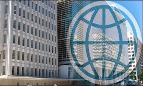 Nicolas Veracierta Sede del Banco Mundial en Washington