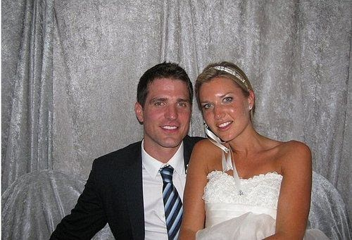 Patrick Sharp With Wife Pics | All Sports Stars