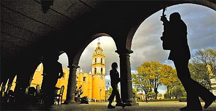 Derrama de 8 mdp deja Semana Santa en Cholula
