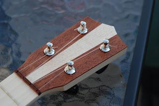 Bruko 6 ukulele