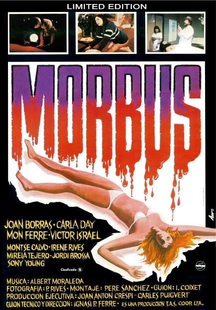 Morbus: La obra maldita de Ignasi P. Ferré editada en nuestro país