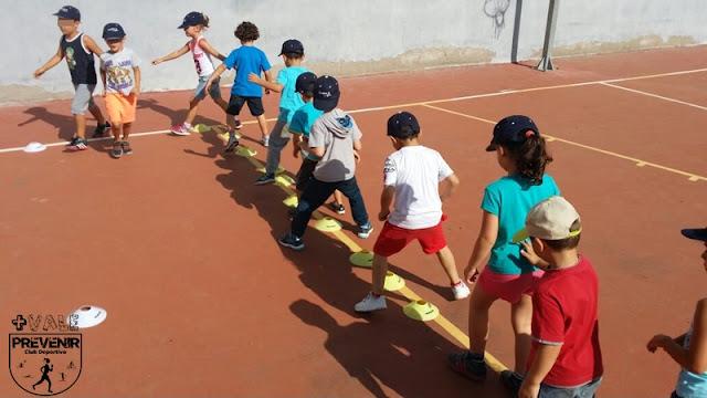 deporte escuela verano arucas