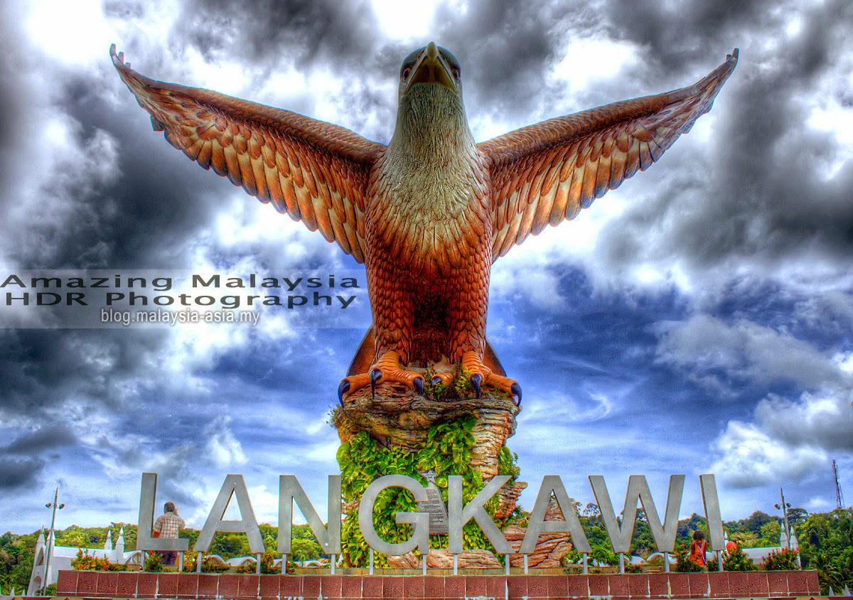 Dataran Lang in Kuah, Langkawi Photography