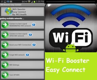 Wi-Fi Booster Easy Connect App for Android Free Download
