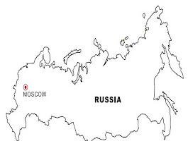 Russia Coloring Pages Color