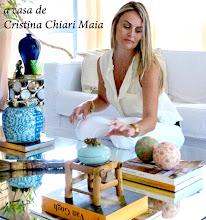 Para conhecer a casa de Cristina Chiari Maia, clique na imagem