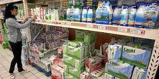 leche supermercado