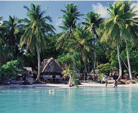 Tuvalu, Naturaleza