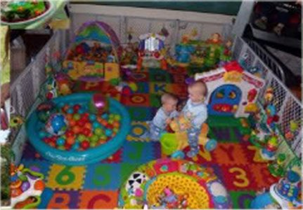 How Do You Entertain Baby And Toddler Twins Life With