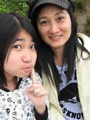 she is my love... mom