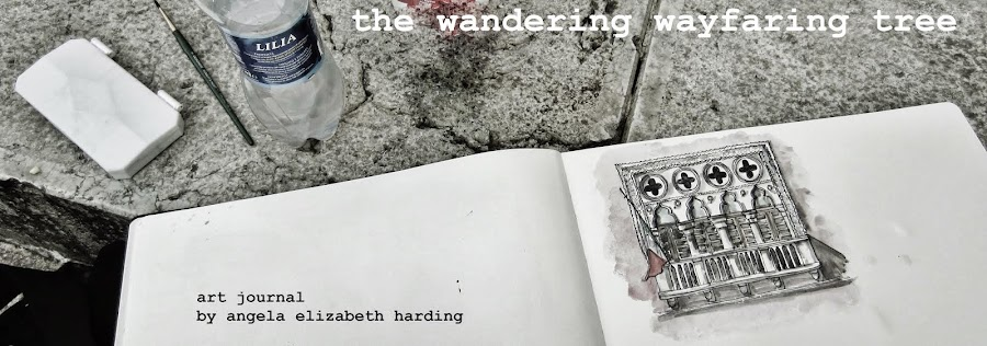 the wandering wayfaring tree