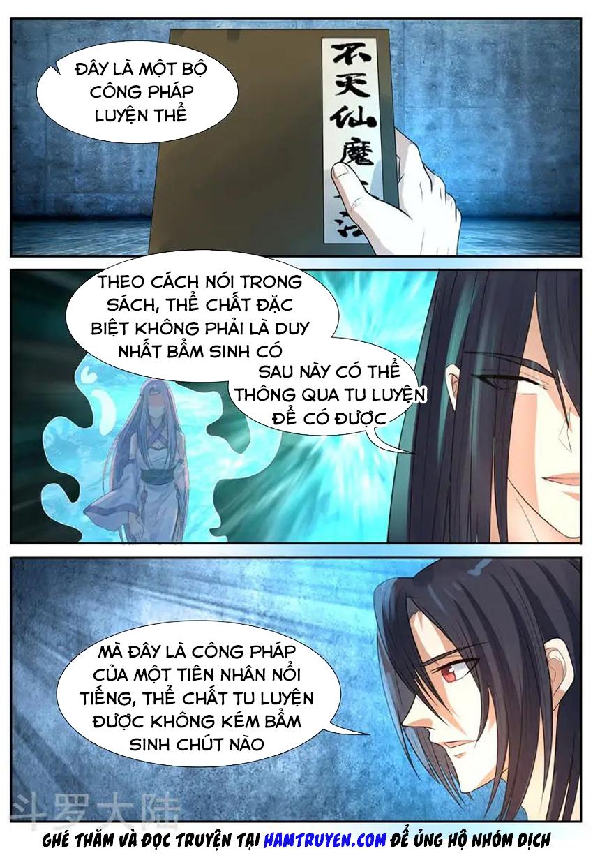 Ngự Thiên Chap 62 page 8