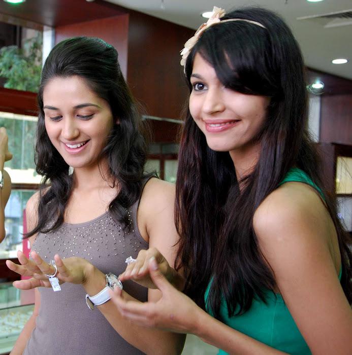 femina miss india finalist at maya store cute stills