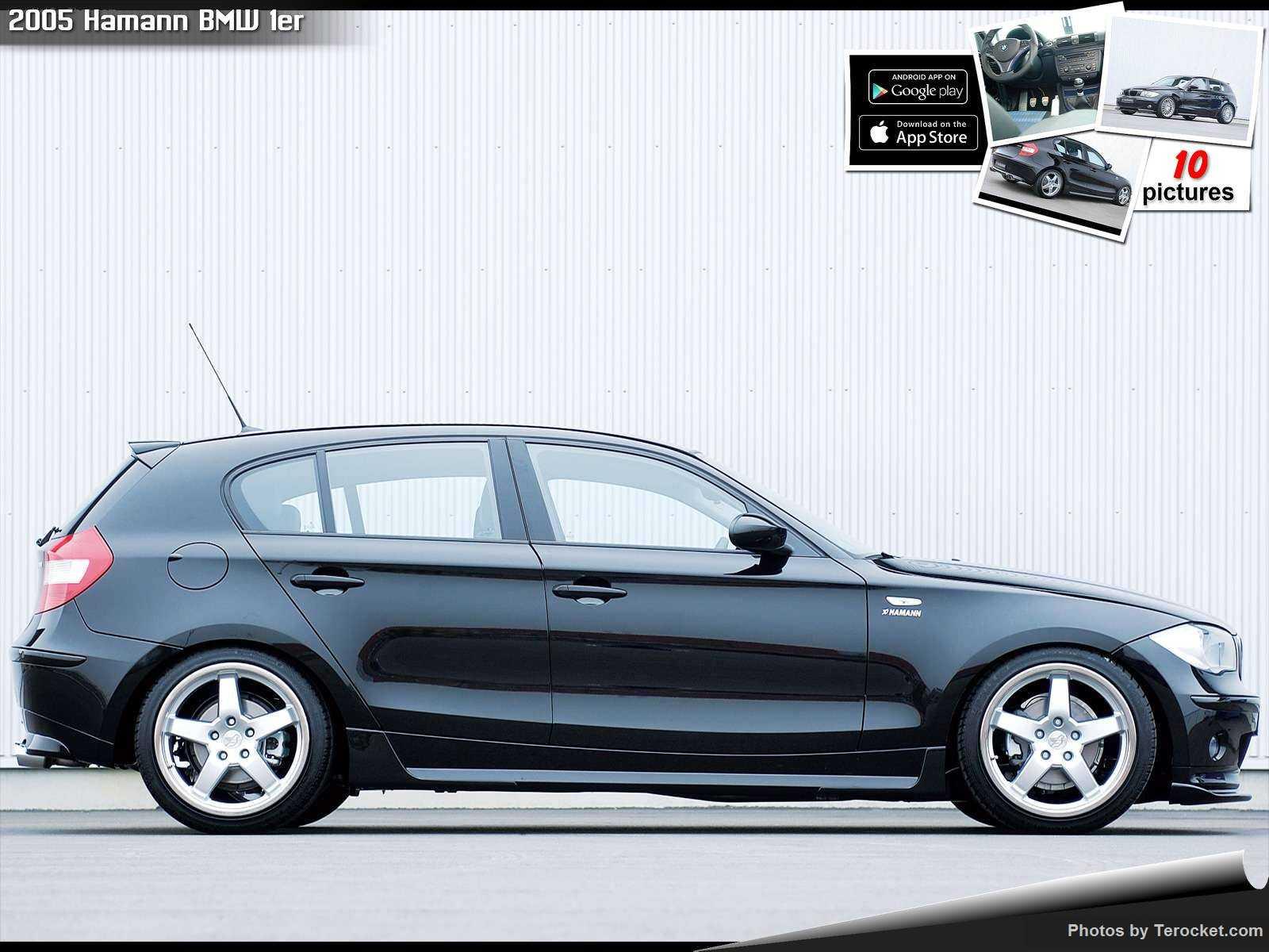 Hình ảnh xe ô tô Hamann BMW 1er 2005 & nội ngoại thất