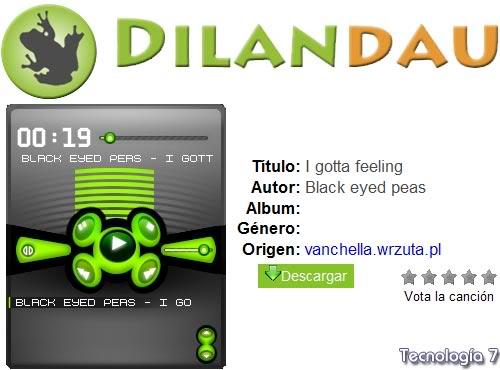 dindalau descargar musica gratis