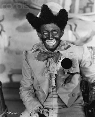 Bing Crosby Blackface Bing crosby in minstrel show
