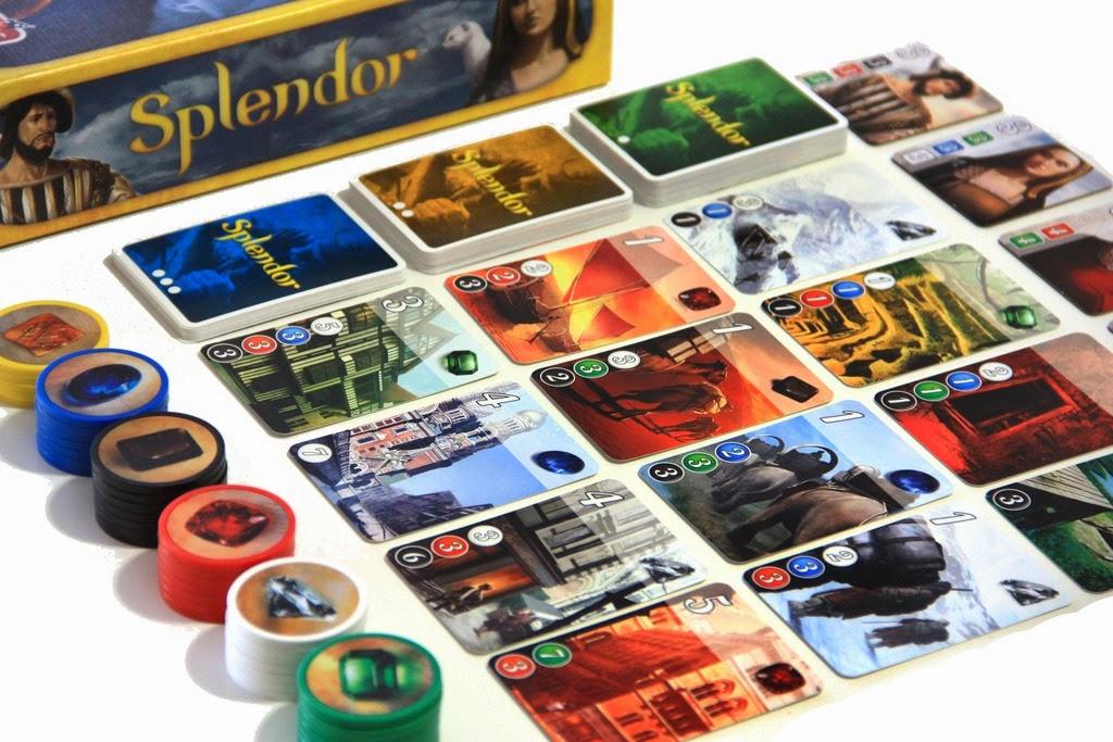 Картинки по запросу splendor board game