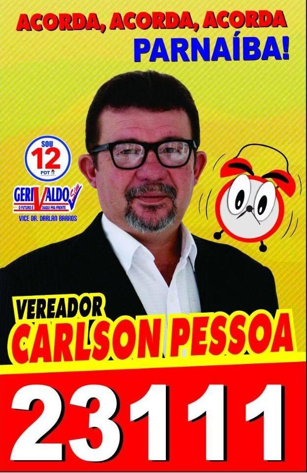 Parnaíba - Carlson Pessoa