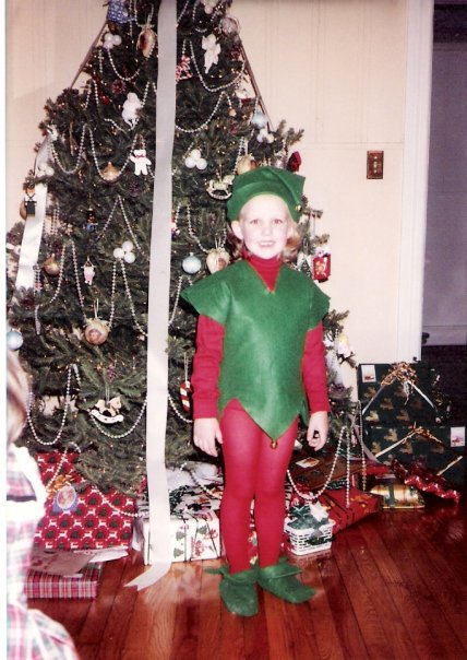 Maggie the Elf, Christmas 1989