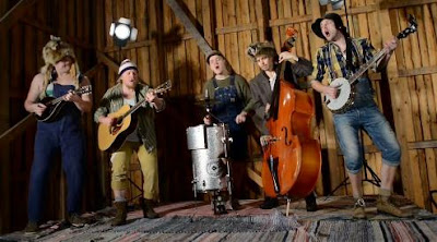 STEVE 'N' SEAGULLS - Farm machine (2015) 3