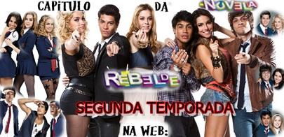 Fotos dos rebeldes segunda temporada 99