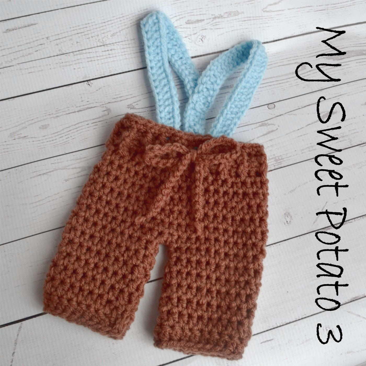 Pants, Shorts and Suspender Pattern Release - Sweet Potato 3