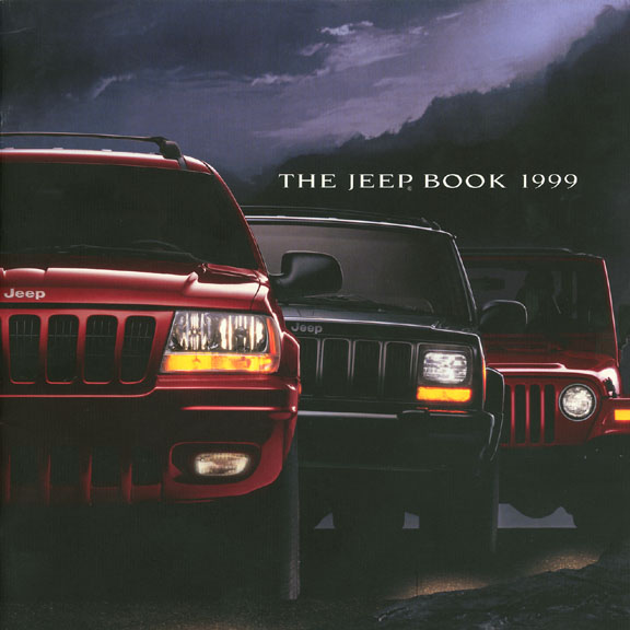 Brochure Samples Pics: Brochure On 1999 Jeep Cherokee