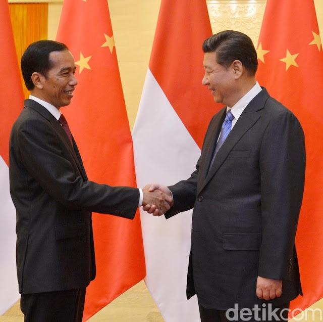 Jadi Tuan Rumah G20 2016, Xi Jinping Minta Dukungan Indonesia