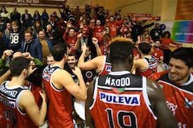 Jª 20ª LEB Plata: Covirán Granada sufre, gana y recupera el liderato