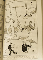Page 143 of 1930s book The Home Entertainer shows you how to juggle & balance