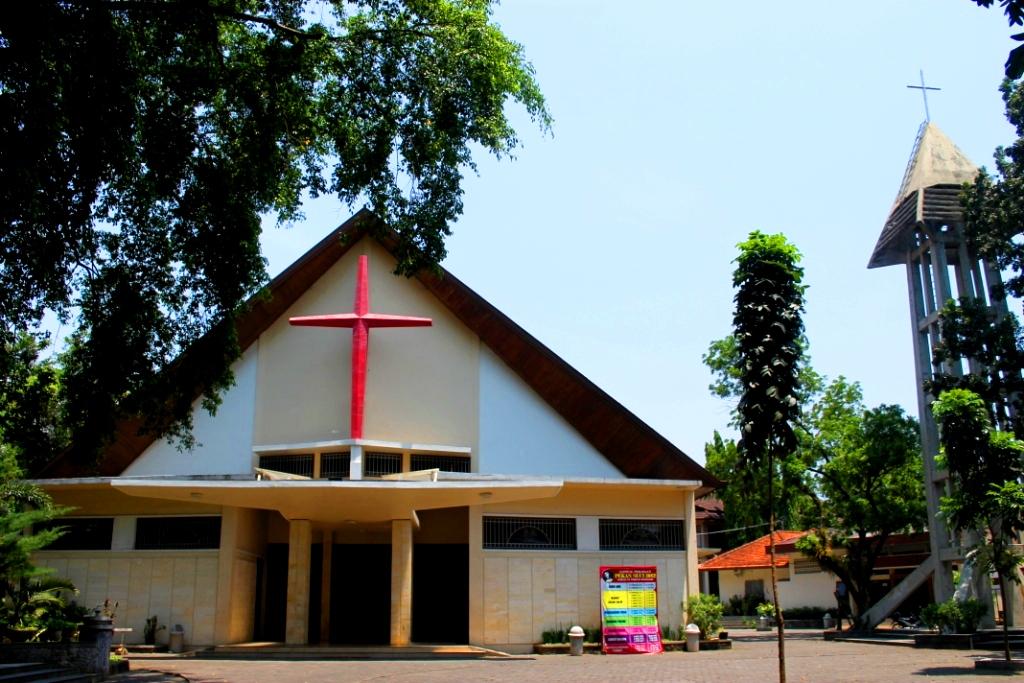 Paroki St. Theresia Bongsari