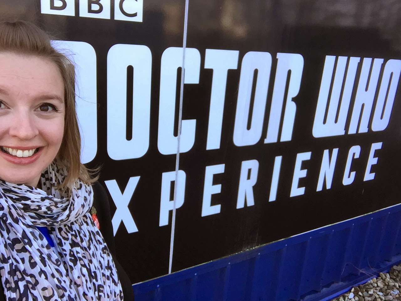Doctor Who Experience Cardiff Bay 2015