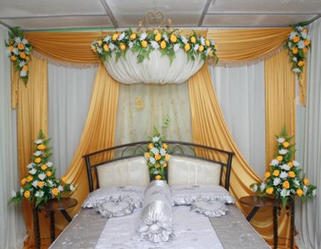 Pernikahan Adat Jawa Dekorasi Kamar Pengantin