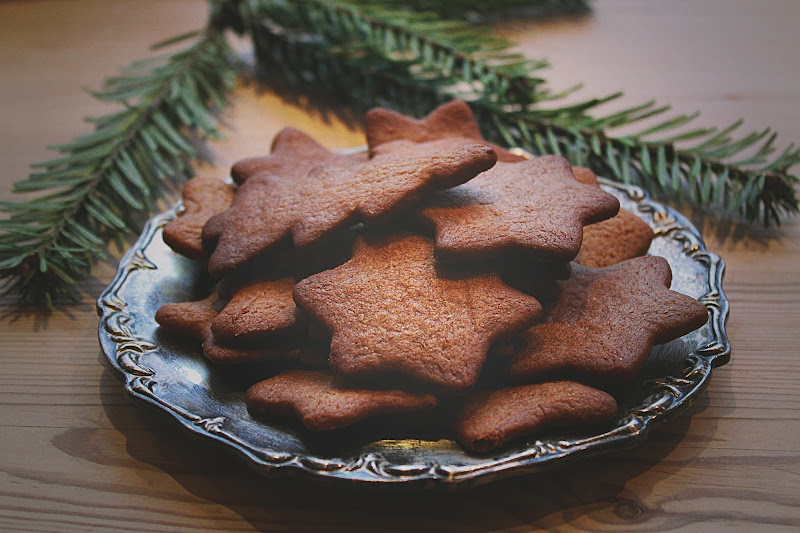 Pepparkakor - Swedish Christmas Cookies