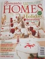 Honored to be published   Romantic Homes