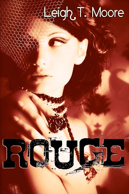 Cover Reveal: Rogue by Leigh Talbert Moore