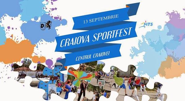 EnJOY Craiova SportFest