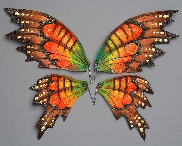 Tracey Anne S Blog Make A Set Of Wired Wings For Your