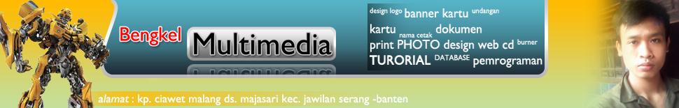 bengkel multimedia