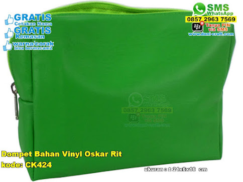 Dompet Bahan Vinyl Oskar Rit