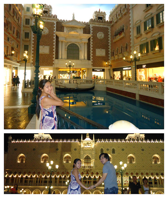 The Venetian Hotel Macau