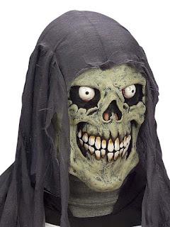 Maske zombiedreng