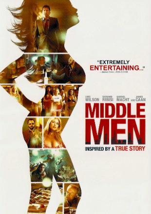 Middle Men 2009 Dual Audio Hindi 300MB BluRay 480p x264