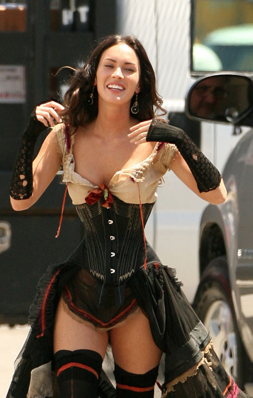 Prostitute Halloween Costume