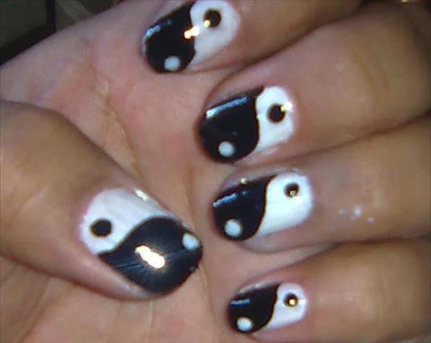 nail art design creative nails