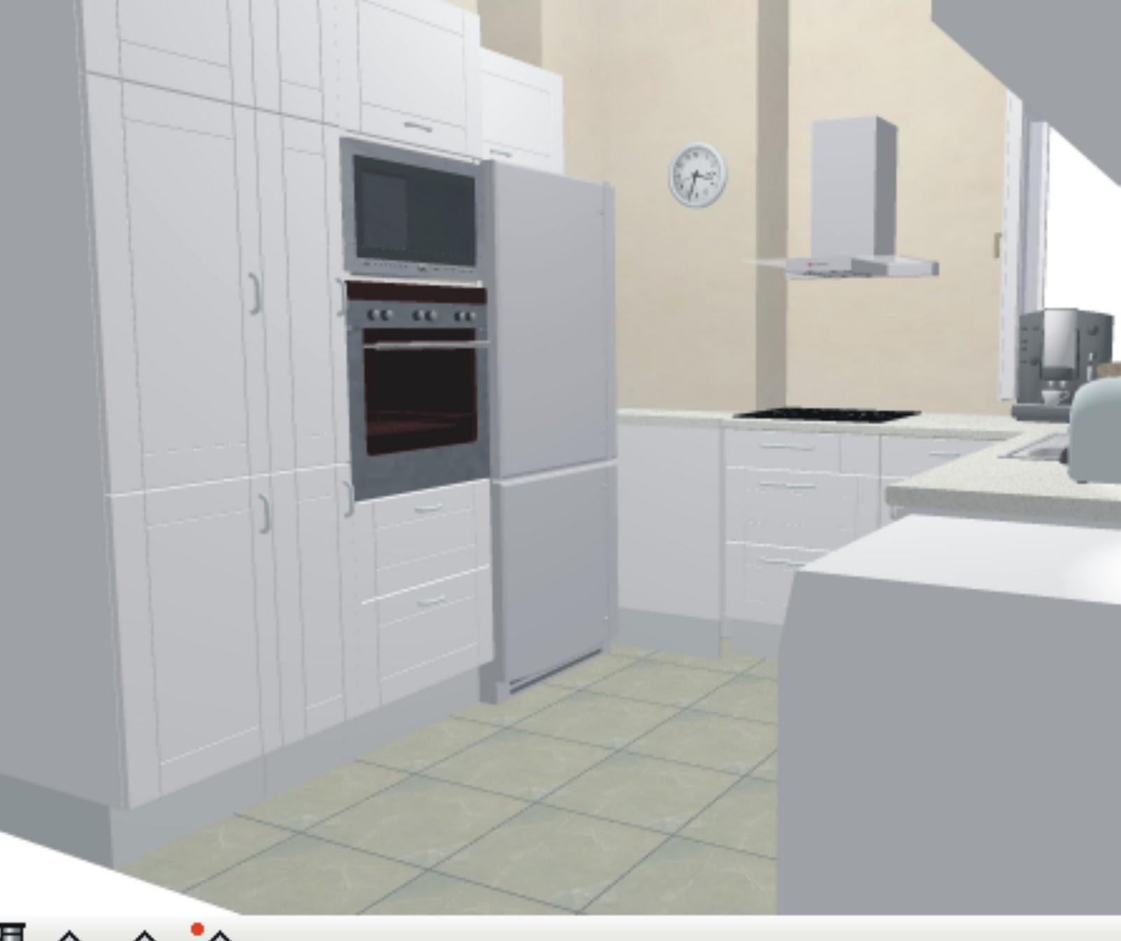 Decorole cocina la cocina de mcrl - Cocina en microondas ...