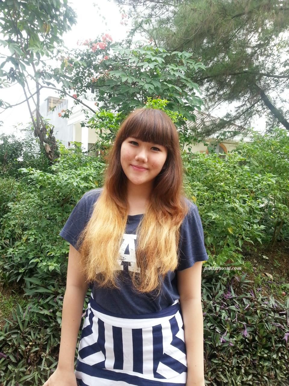 My Hair Journey Dewi Yang Indonesian Beauty Travel Blogger Semir Rambut Hi Top Pinkuroom